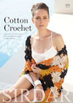 Sirdar Book 458 - Cotton Crochet - Sirdar Cotton DK